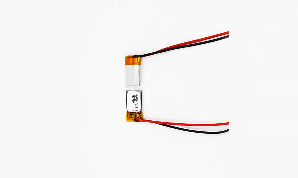 HRL451120 401215 60mah Battery for Bluetooth Headset Featured Image