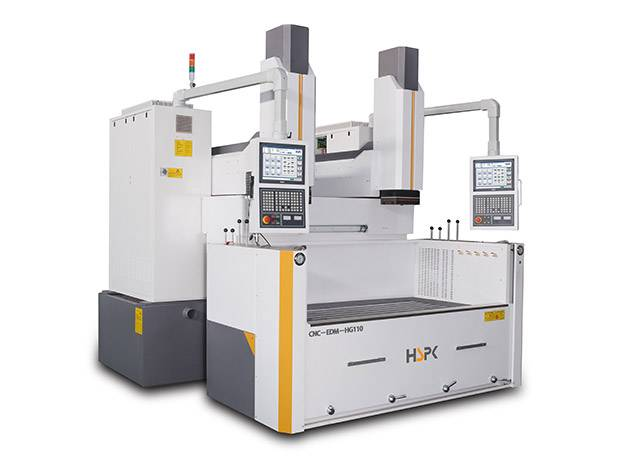 Depending on key technology and advantages, HSPK has established the leading position in EDM area, which possesses large scale manufacturing and production line..