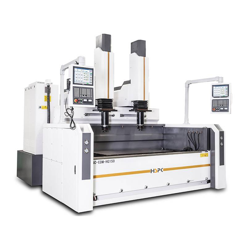 Manufacturer of Edm Wire Cut Machine -