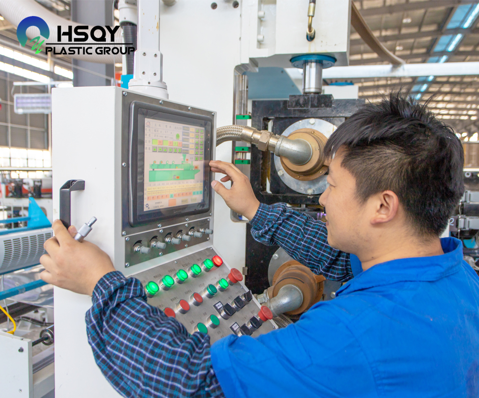 Changzhou HSQY Plastic group has 17 years of professional experience in providing PVC, PET, Acrylic and other related products.
