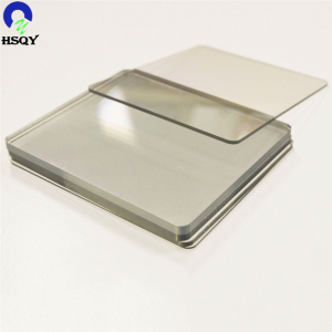 factory customized Transparent Binding Cover - Transparent PET Sheet  For Folding Box  (APET / PETG/ GAG SHEET) – Huisu