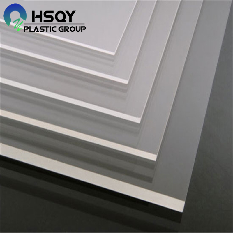 Super Lowest Price A4 Pvc Binding Sheet - Acrylic Clear Sheet – Huisu