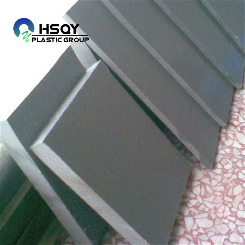 China Cheap price Normal Clear Pvc Film - PVC Grey Board – Huisu detail pictures