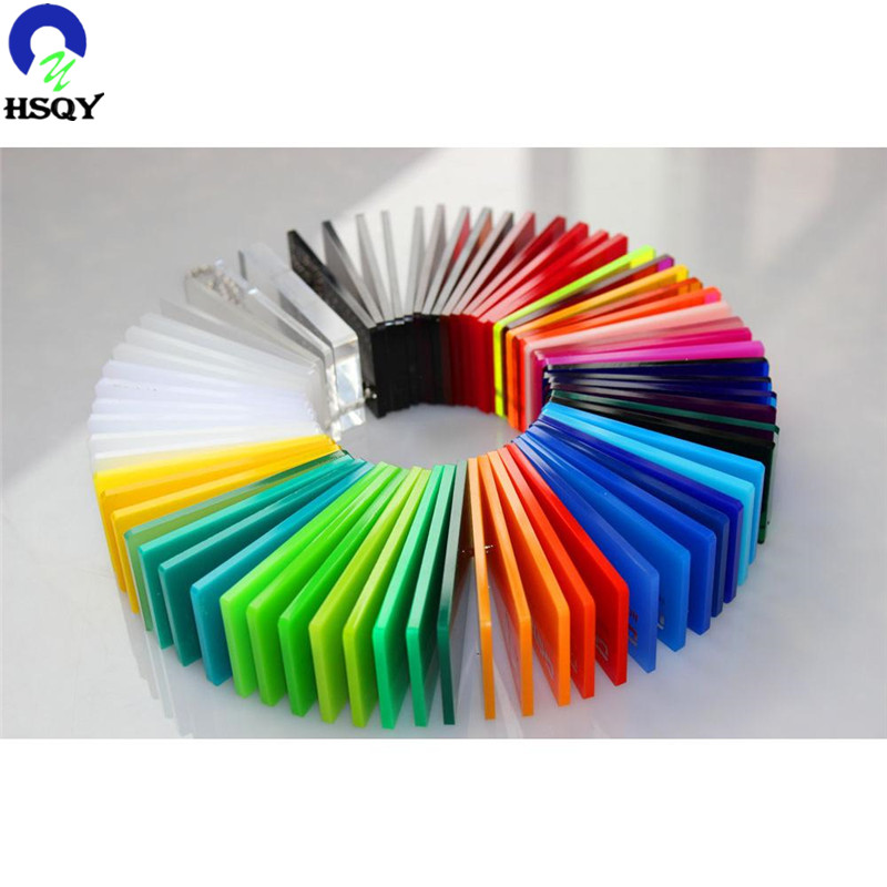 Good User Reputation for Plastic Film Roll - Acrylic Colored Sheet – Huisu detail pictures