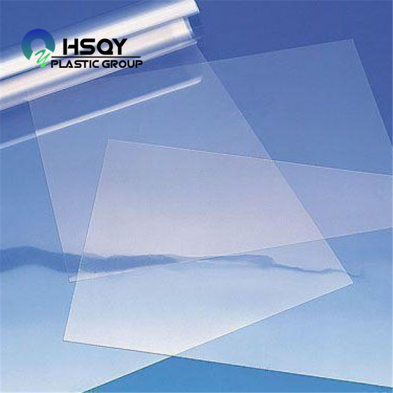 New Delivery for Soft Plastic Sheet - PVC Film For Blister – Huisu