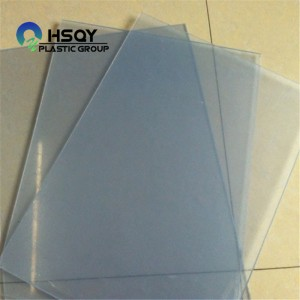 PVC Sheet For Folding Box