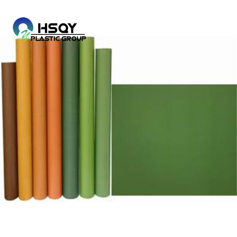 Competitive Price for Thin Clear Plastic Sheet - PVC Film For Christmas Tree – Huisu