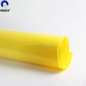 Cheapest Factory Clear Pvc Film -