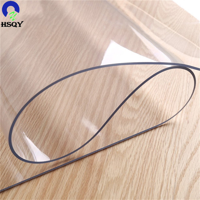 Factory directly supply 1.5mm White Pvc Panel - PVC Flexible Film – Huisu