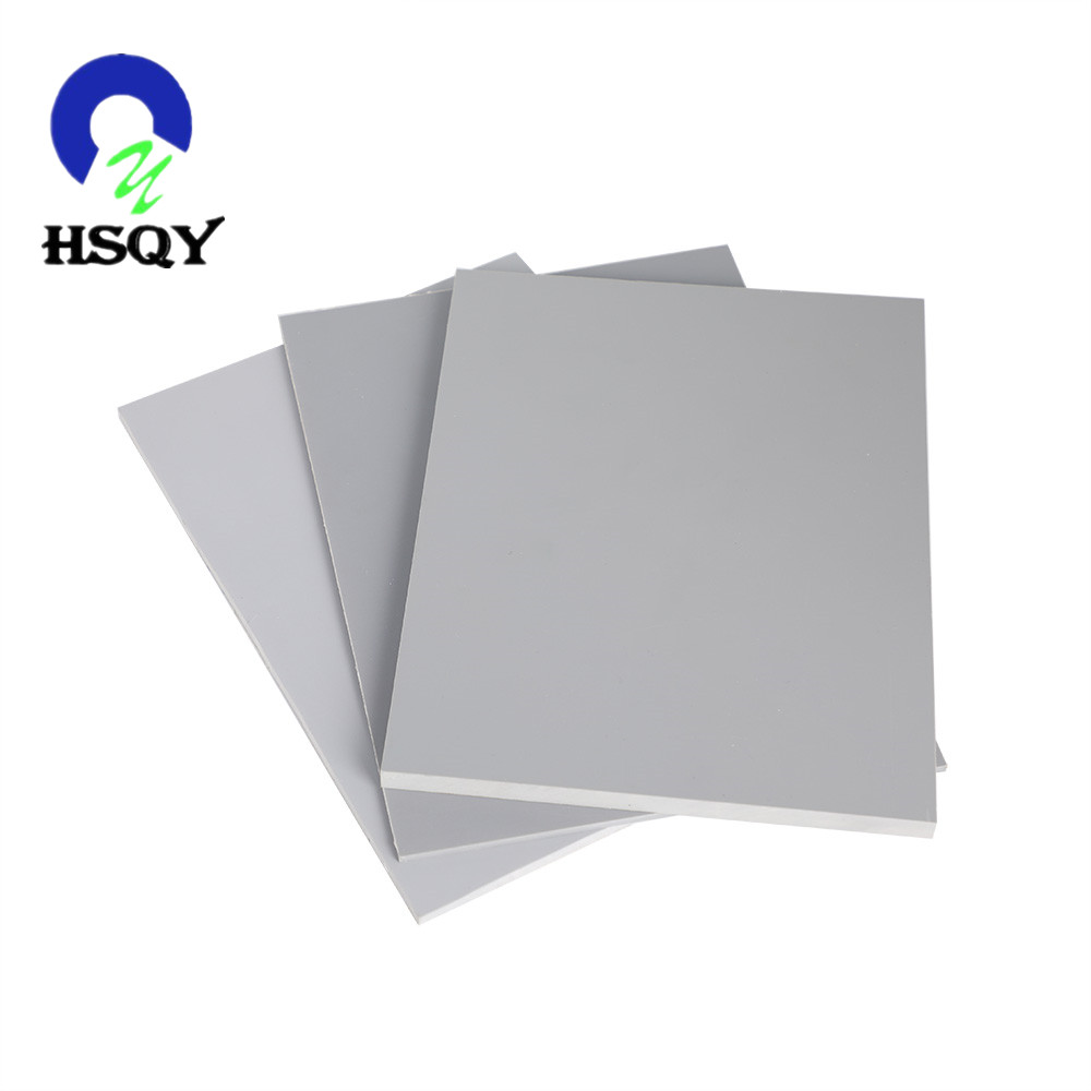 Changzhou HSQY Plastic group—— Focus on making high-quality pvc grey board and pvc transparent board