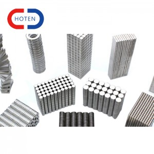 Hot Sale for N30uh Magnet -