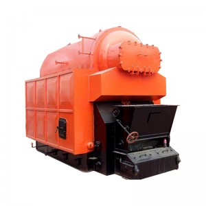 Super Purchasing for 4t Oil Fired Steam Boiler - DZL series horizontal coal – fired three – way fire – tube chain grate boiler -Huatai