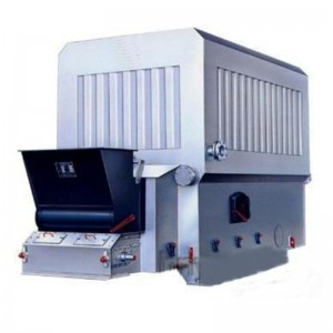China wholesale Gas Boiler For Food - YLW series organic heat transfer material heater -Huatai