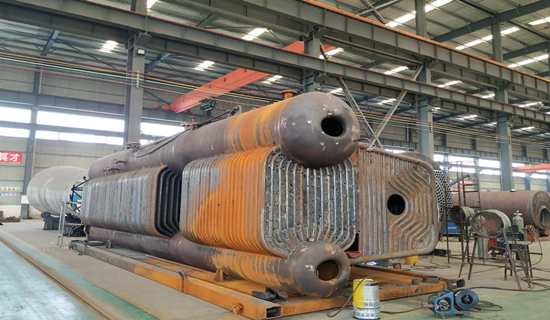 SZL series coal-fired steam boilers配图 (2)