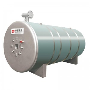 YY(Q)W horizontal oil / gas organic heat transfer material heater