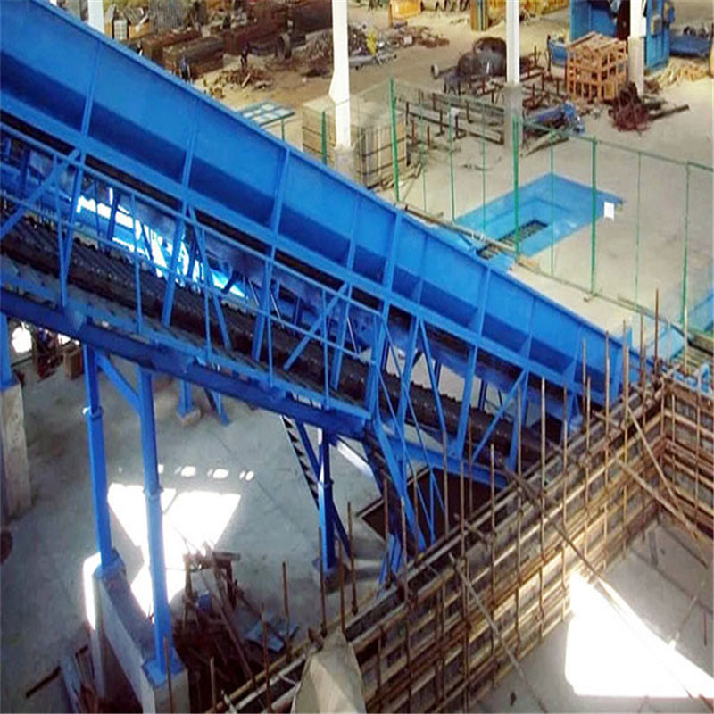 Industrial Steel Chain Conveyor in Paper Industry