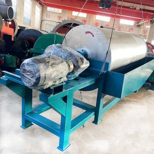 CTN1230 Wet Magnetic Separator for Iron Ore Processing