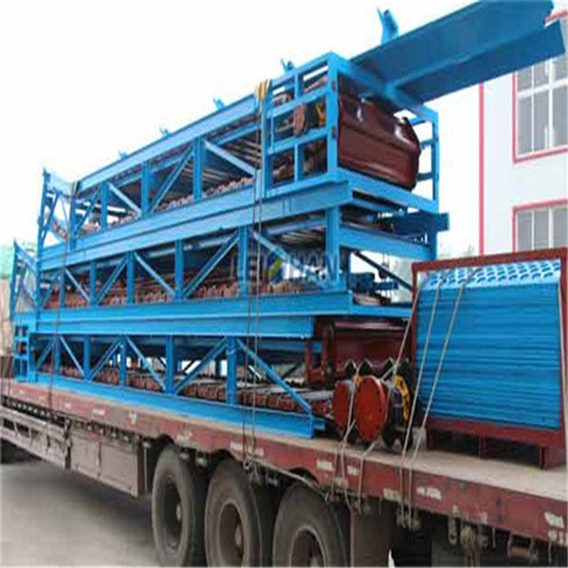 Waste Paper Virgin Pulp Convey Equipment Chain Conveyor