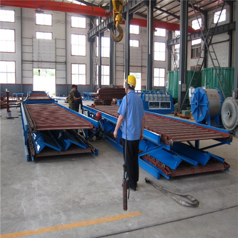 Pulper Feeding Conveyor