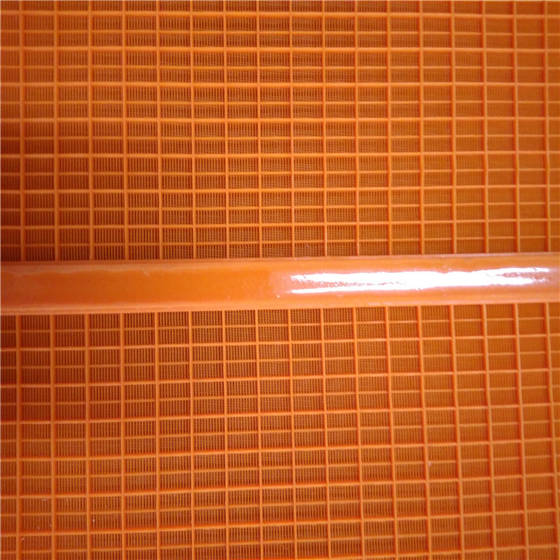 Iron Sand Screening Urethane Screen Wire Mesh with Fine Opening