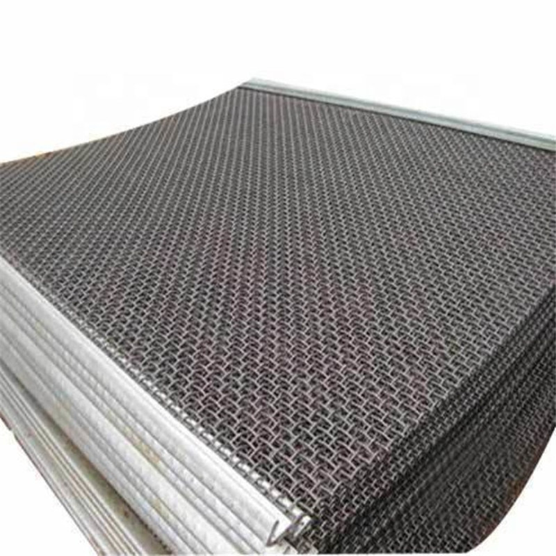 Customized Woven Screen with Manganese Steel Wire for Stone Separation