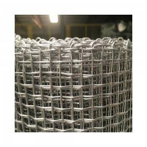Hot New Products Pe Barbed Wire - Square wire mesh – Huaxin