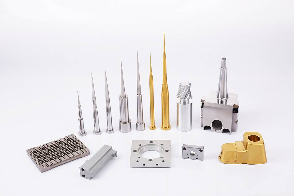 Plastic, Stamping, Die-casting Mold Parts Featured Image