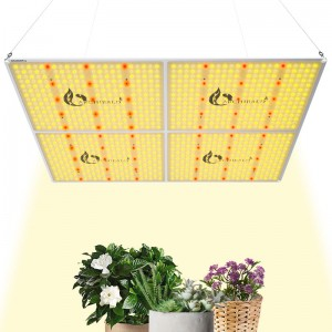 AR 4000 POR High LED Grow Light hydroponic growing systems led panel light garden greenhouse