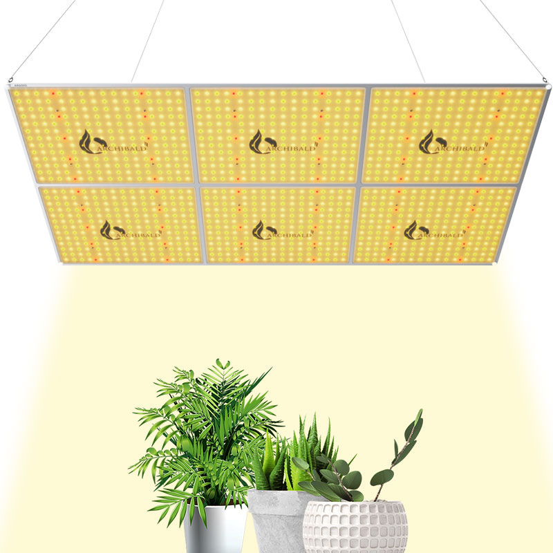 AR 6000 High  LED Grow Light hydroponic growing systems led panel light garden greenhouse Featured Image