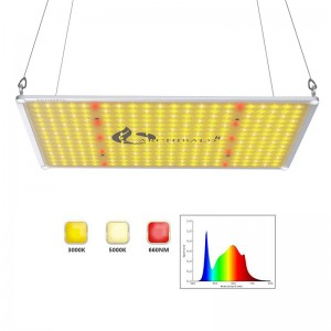 AR 2000 High  LED Grow Light hydroponic growing systems led panel light garden greenhouse