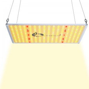 Factory supplied Budget Led Grow Light - AR1000 High  LED Grow Light hydroponic growing systems led panel light garden greenhouse – Archibald
