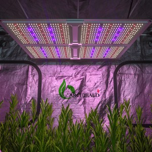 Wholesale Shenzhen Commercial 100W-630W Full Spectrum Hydroponics High Power LED Star Grow Flowers Garden Panel COB Light for Indoor Green House Planting