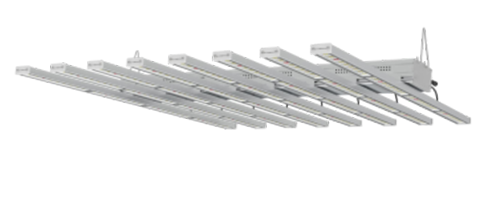 640W 8 bars Non dimmable