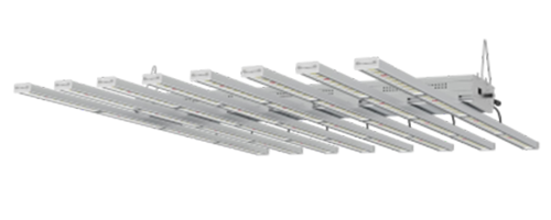 640W 8 bars dimmable +RJ14 PORT