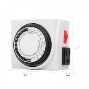 Time Control Switch Timing Water Pump Lamp Heater Time Controller Industrial Timer Mechanical Timing