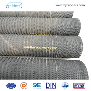Oil suction discharge hose foct 5398-76