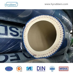FOOD GRADE SUCTION &DISCHARGE HOSE