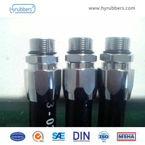 Professional China Hydraulic Rubber Hose -