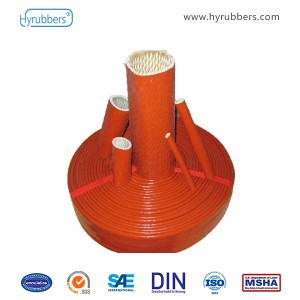 Factory wholesale 50mm Rubber Water Hose -