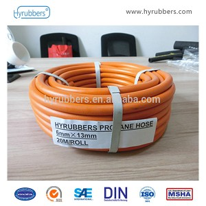 8 Year Exporter Hydraulic Rubber Hose Flexible -