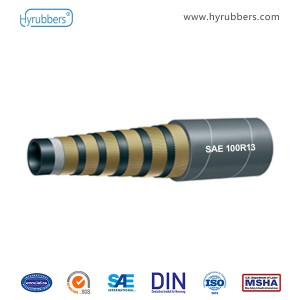 Factory directly Acid And Alkali Chemical Hose -
