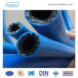 Factory Price For Wire Braid Hydraulic Rubber Hose -