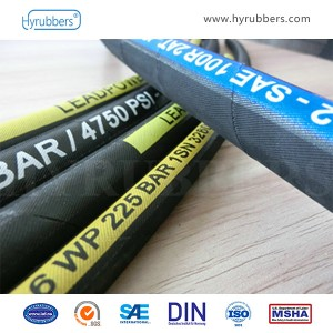 Factory directly Excavator Hose -