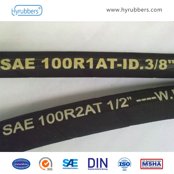 DIN EN 857 1SC STANDARD HYDRAULIC HOSE Featured Image