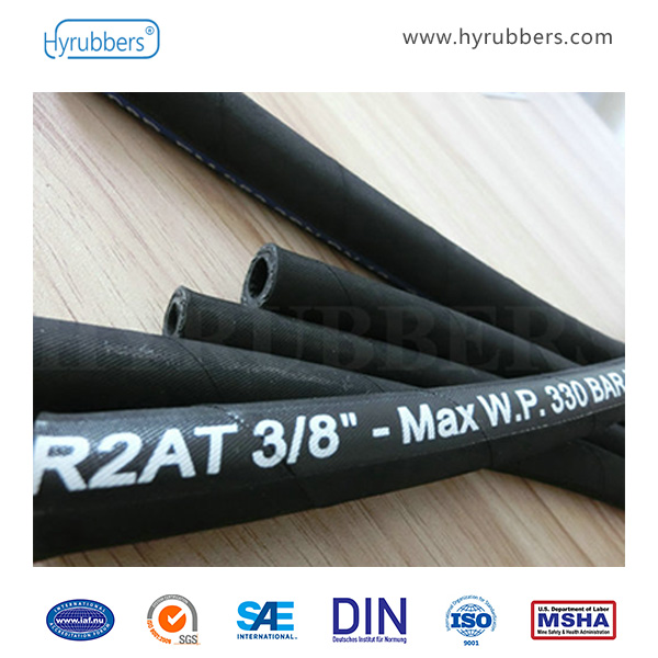 DIN EN 857 2SC STANDARD HYDRAULIC HOSE Featured Image