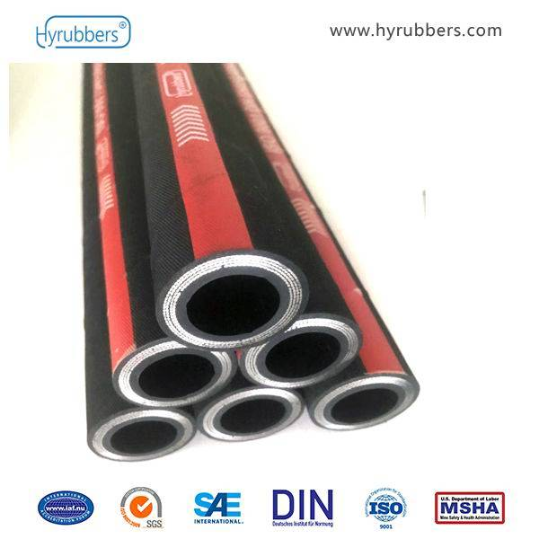DIN EN 865 4SH  HYDRAULIC HOSE Featured Image
