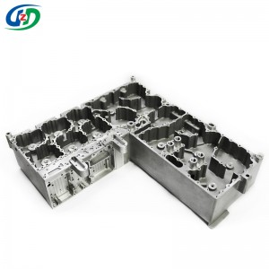 Aluminum alloy die casting,communication cavity filter