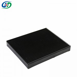 CNC milling,Optical communication heat dissipation box