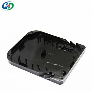 CNC milling,Optical communication module box bottom