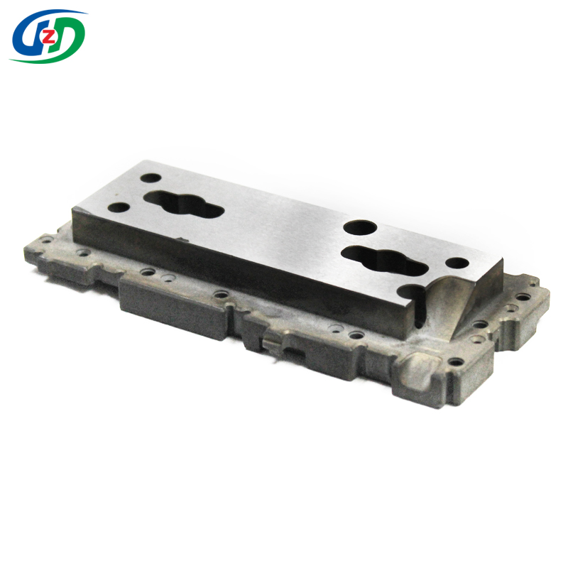 Factory supplied High Precision Mold Casting Aluminium Parts -